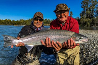 Rainbow & Dolly Varden Fishing